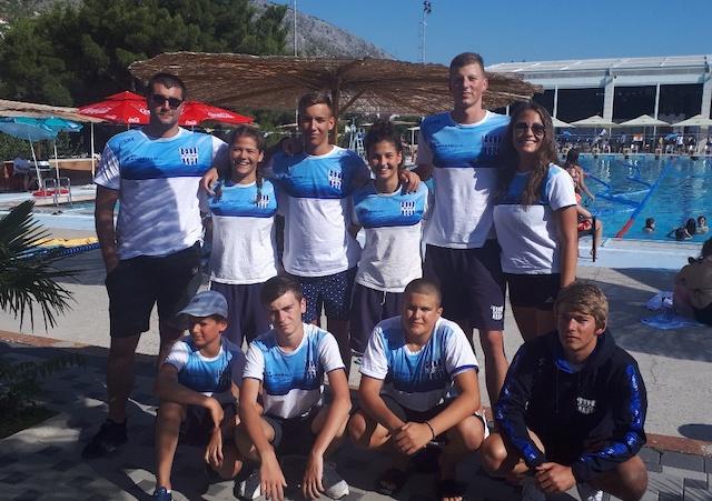 Plivačima KVS Leotar devet medalja u Mostaru