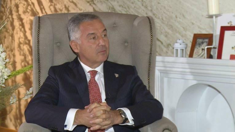 Đukanović: Dodik jepomogao obnovu nezavisnosti Crne Gore
