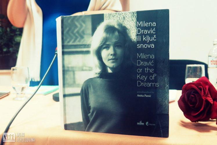 """TREBINJE: Promocija monografije """"Milena Dravić ili ključ snova"""" – Emotivno sjećanje na istinsku filmsku divu!"""