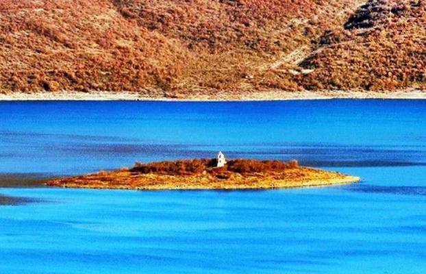 Tajna koja intrigira: Bilećko jezero čuva priču o zaboravljenom gradu