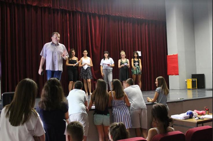 Održana radionica za mlade glumce Amaterskog pozorišta Foča