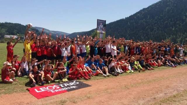 Na međunarodnom turniru u Čajniču, LeoStars pobrao medalje i simpatije ostalih učesnika!