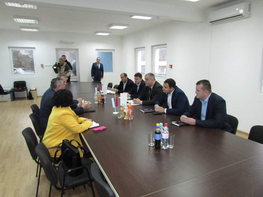 BERKOVIĆI: Poslije osam godina prva posjeta zvaničnika Republike Srpske