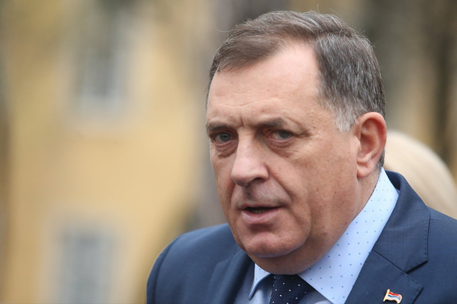 Dodik traži podršku naroda i sve svaljuje na opoziciju