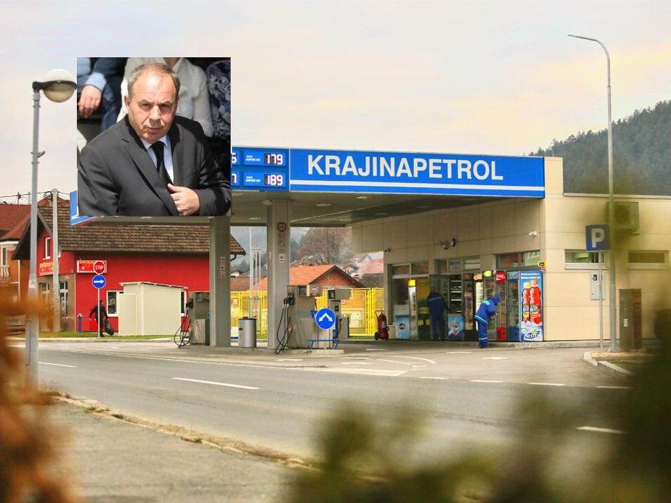 "Kesiću propao plan da preuzme ""Krajinapetrol"""