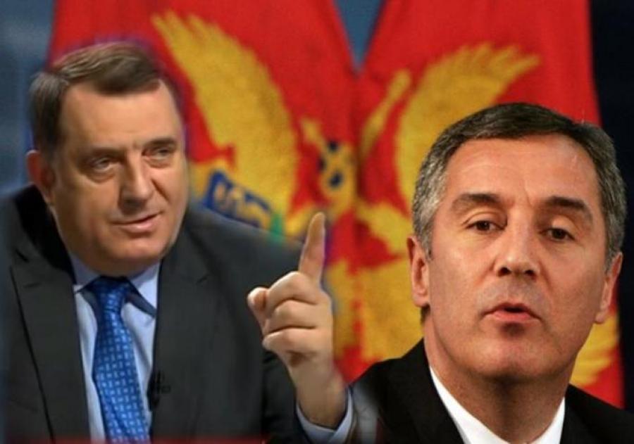 Đukanović-Dodik: Od najvećih PRIJATELJA do političkih PROTIVNIKA ...