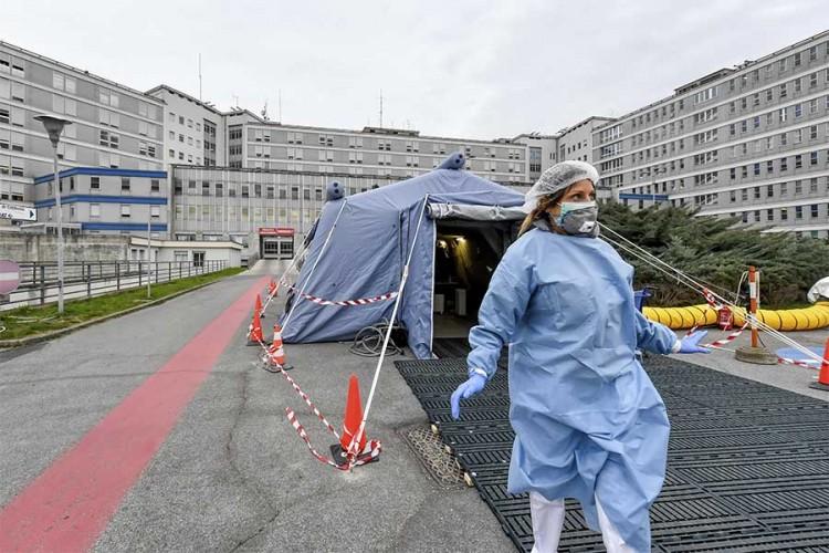 U Italiji za jedan dan od koronavirusa preminule 133 osobe