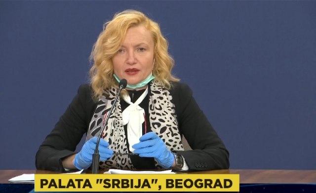 """Još jedan smrtni slučaj u Srbiji, ukupno tri za 24 časa; """"Potrebna čelična disciplina"""""""