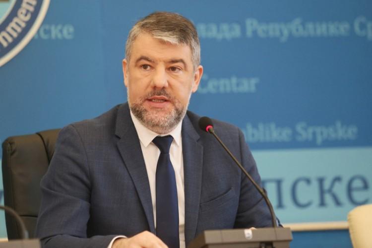 Šeranić: U Republici Srpskoj još 11 osoba pozitivno na koronavirus