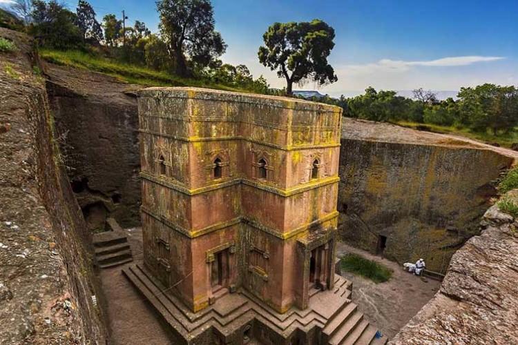Osmo svjetsko čudo: Crkva u Etiopiji koja je propala u zemlju