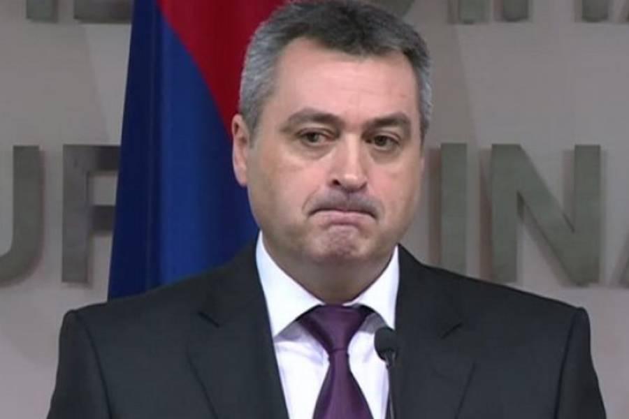 CIJELA PORODICA U IZOLACIJI Generalni sekretar Predsjedništva BiH Zoran Đerić ima virus korona