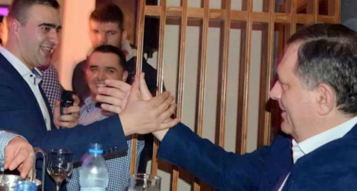 Unosni poslovi za Dodikovog miljenika: Mladi odbornik iz Laktaša radi na izgradnji mosta na Savi