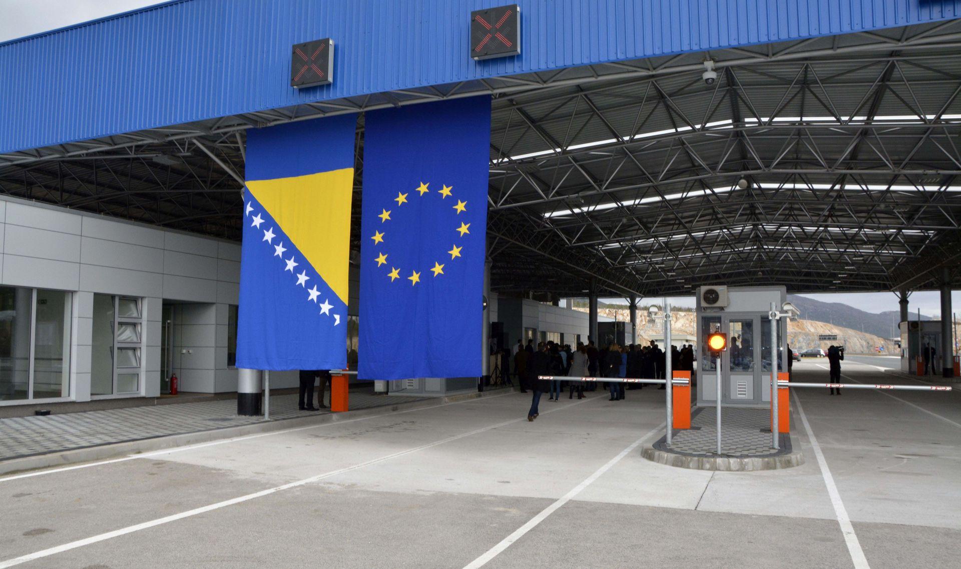 Pripadnik Granične policije uzeo novac i pustio lica sa zaraženog područja u BiH, uhapšen
