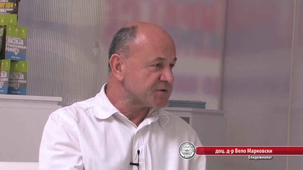 Dr Velo Markovski – Jedan drugačiji pogled na koronavirus: Panika je obmana