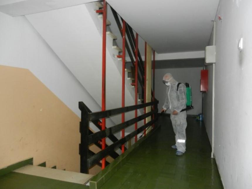 MUP RS upozorava na lažne ekipe za dezinfekciju stanova