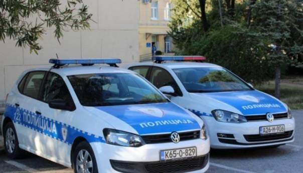 U Trebinju izgorio automobil policijskog službenika
