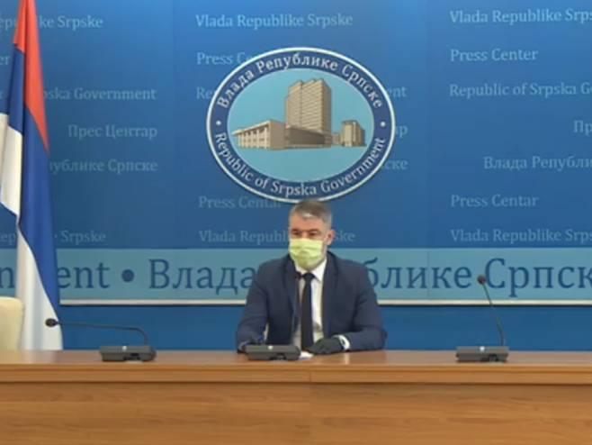 U Srpskoj 16 novih slučajeva, ukupno 1.217; Oporavljena 541 osoba