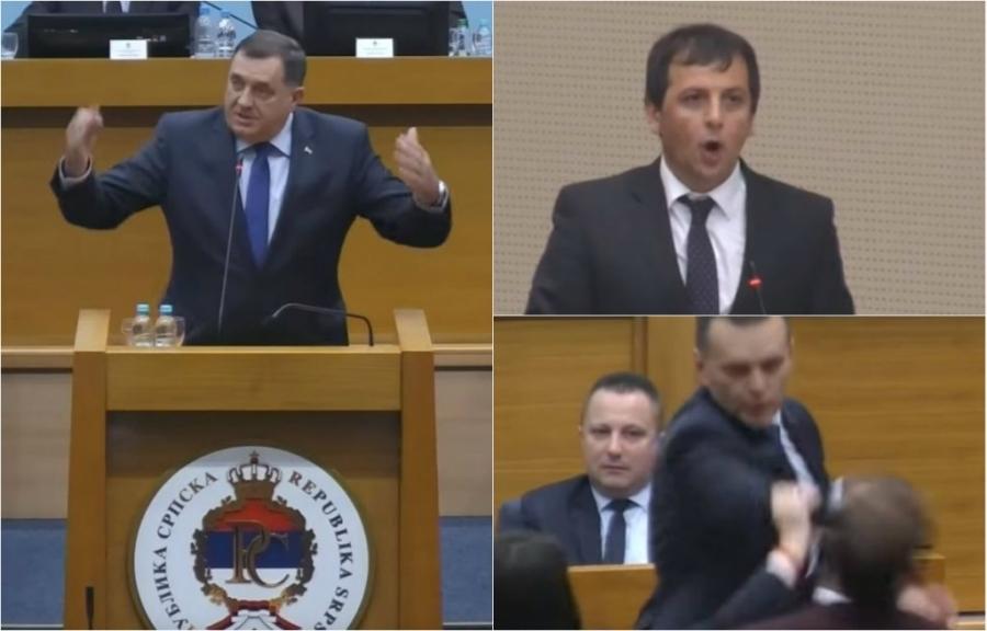 Dodikov novi šou u Narodnoj skupštini RS: Otkrio da prisluškuje opoziciju