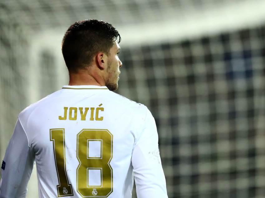 Luka Jović slomio stopalo!