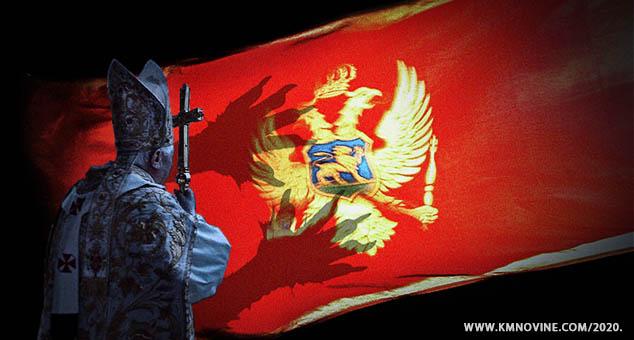 Vatikan rasrbljava Crnu Goru od 1610. godine