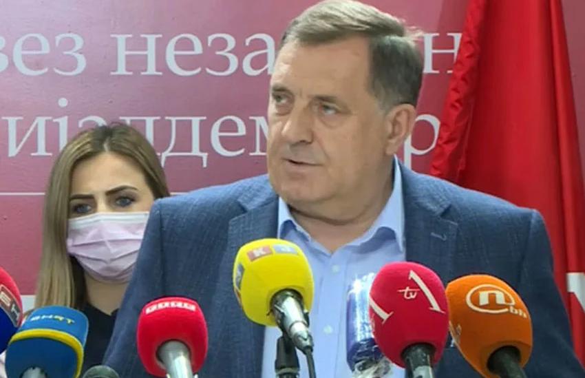 Dodik brine zbog nefunkcionisanja BiH i žali za funkcijama u Sarajevu