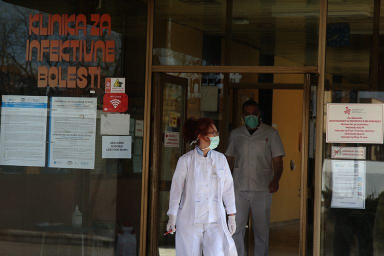 Od korona virusa preminula još dva pacijenta u Banjaluci