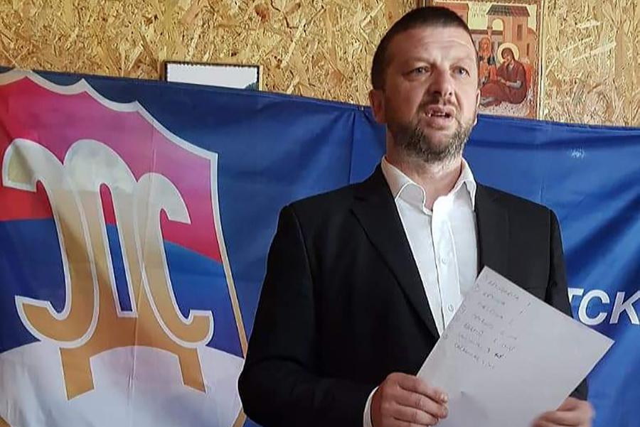 Ozren Petković kandidat SDS za načelnika opštine Petrovo