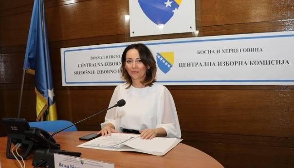 Sutra izbor predsjednika CIK-a BiH, Vanji Bjelica-Prutina ističe mandat