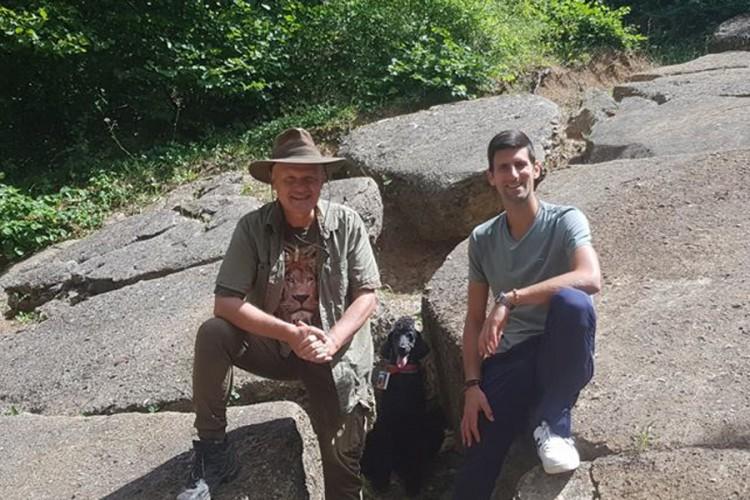 """Đoković o """"Bosanskoj piramidi"""": Ako postoji raj, onda je to ovde"""