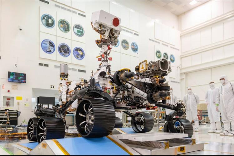 Rover NASA slijeće na krater Jezero na Marsu koji je dobio ime po opštini u Republici Srpskoj
