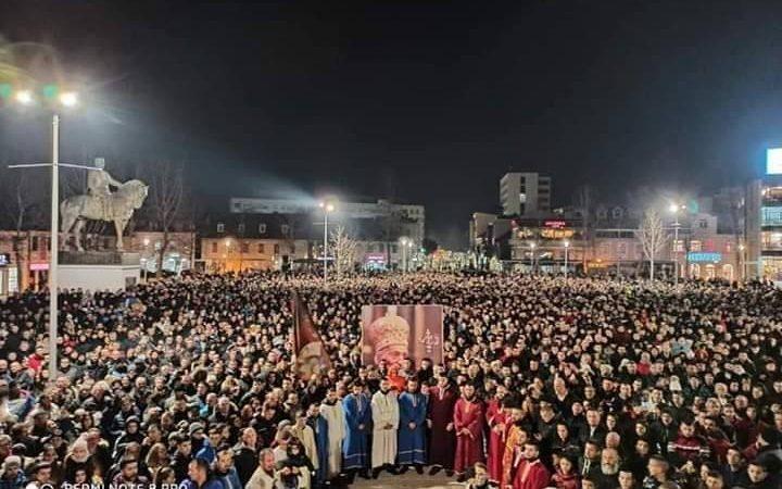 Velika narodna koalicija ruši režim u Crnoj Gori