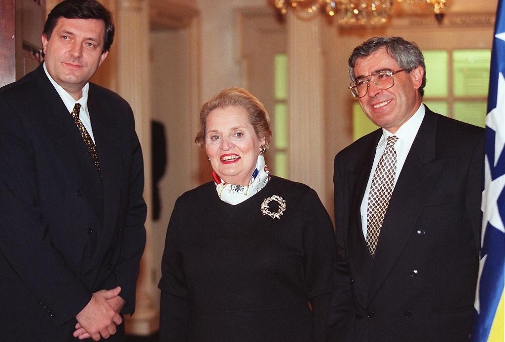 Olbrajtova minirala otcjepljenje Srpske! Objavljeni povjerljivi dokumenti predsjedničke biblioteke SAD iz 1995. godine