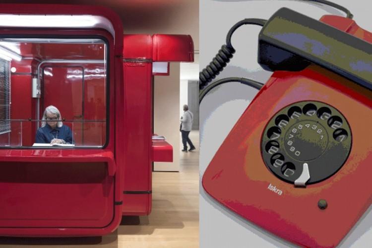 Jugoslovenski telefon i kiosk u njujorškom Muzeju moderne umjetnosti