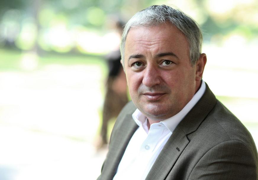"""""""Preporučeno mi je mirovanje"""": Borenović negativan na virus korona"""
