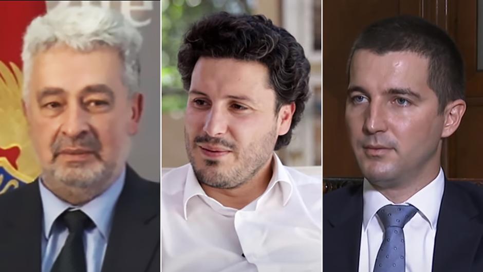 Maske pale u Crnoj Gori: Ne može se lažima na vlast!