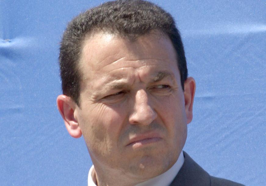 Ministar Cikotić zaražen korona virusom