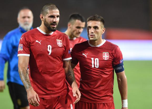 Srbija pred Norvešku: Otpali Maksimović i Veljković