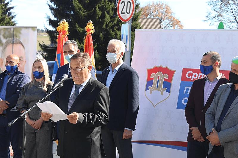 Milovan Bjelica: Sokolac smo postavili na čvrste osnove i nastavljamo da ga gradimo