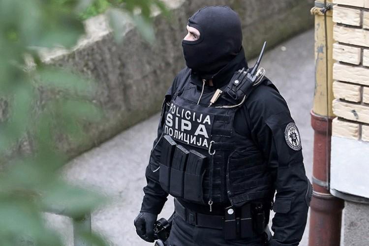 Međunarodna akcija policije kod Zvornika