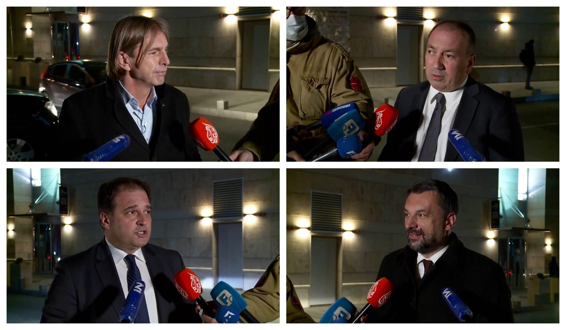 """Borel se u Sarajevu sastao sa opozicijom """"koja to više nije"""""""