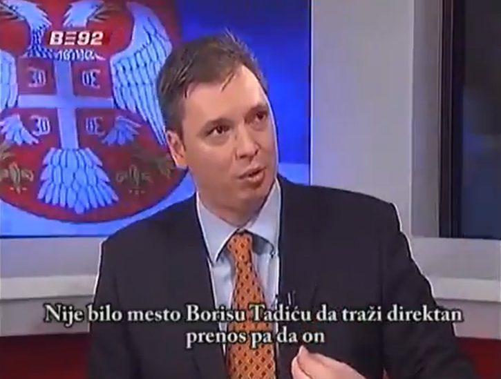 Vučić: Predsednik ne treba da govori na sahrani patrijarha