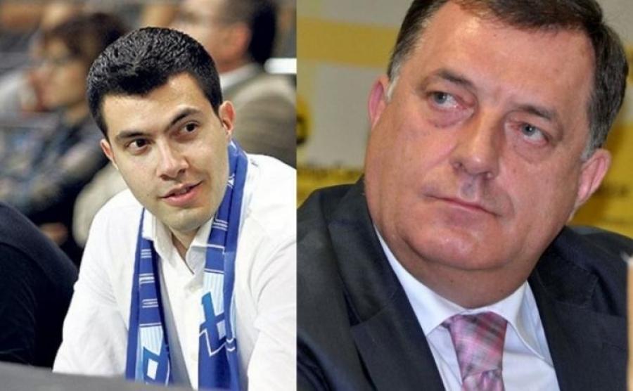 """""""Sektor ads"""" postao """"Infinity"""": Firma u kojoj radi Dodikov sin, kupila kompaniju ubijenog biznismena Slaviše Krunića pa joj promijenila naziv"""