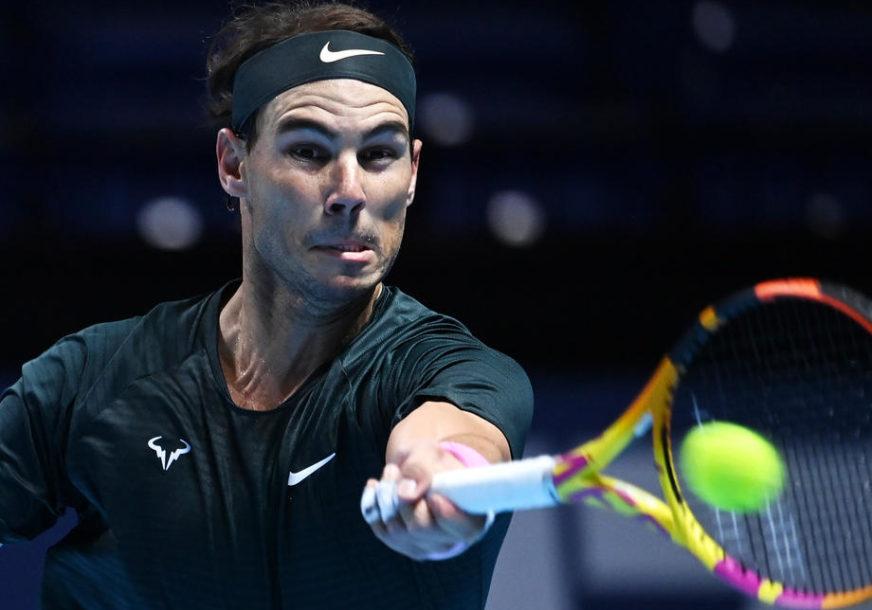Nadal ide u polufinale i po prvi trofej na Završnom mastersu