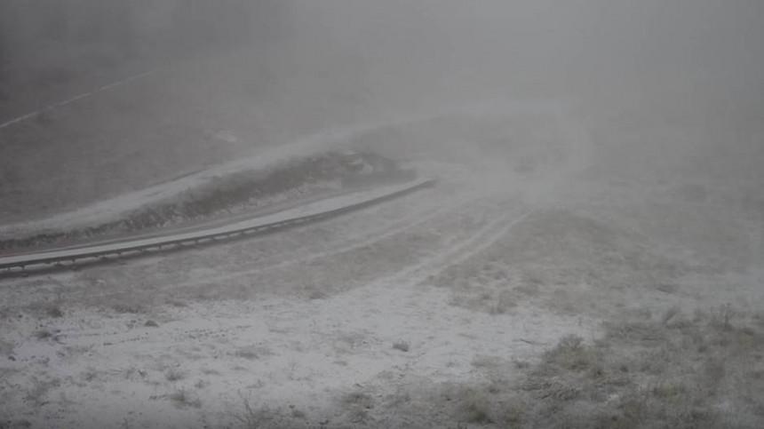 Snijeg obijelio planine u BiH