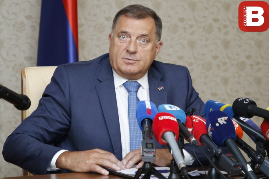 Dodik traži od MUP-a politički obračun sa neistomišljenicima