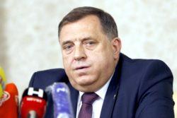 Iz Dodikovog kabineta pozvali Ukrajince da se suzdrže u iznošenju stavova