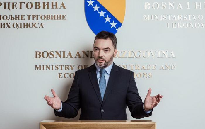 Još jedan porazan rezultat (ne)rada Košarca: BiH uvedene sankcije