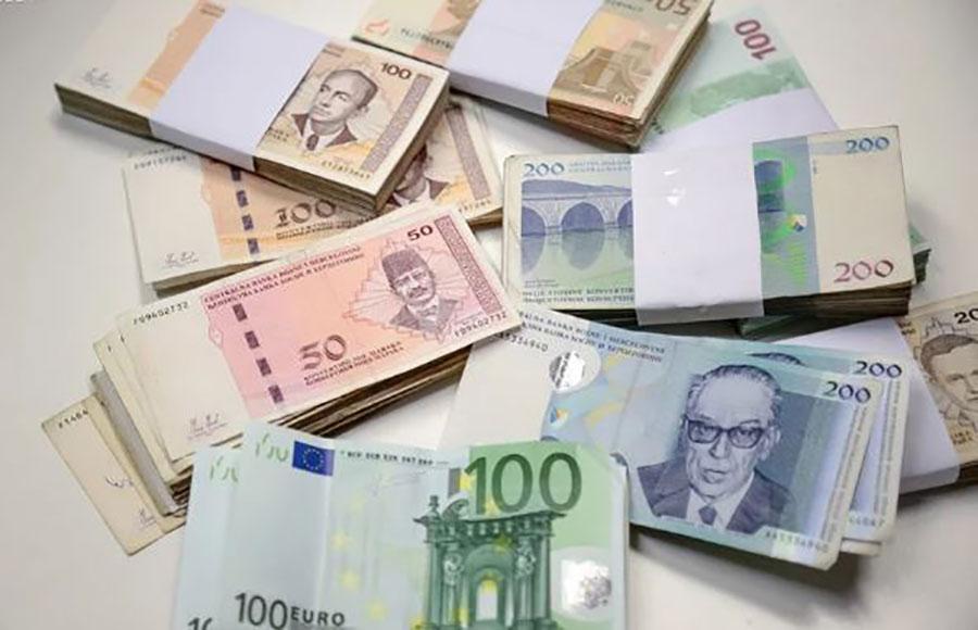 Dobit banaka Srpskoj manja za 42 miliona KM
