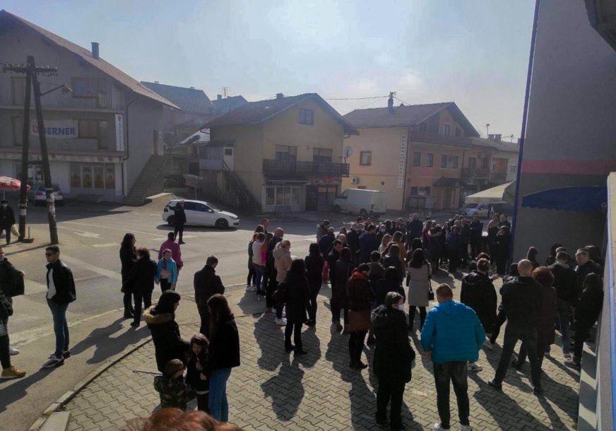 Prnjavorčani nastavljaju proteste povodom presude Mujkiću