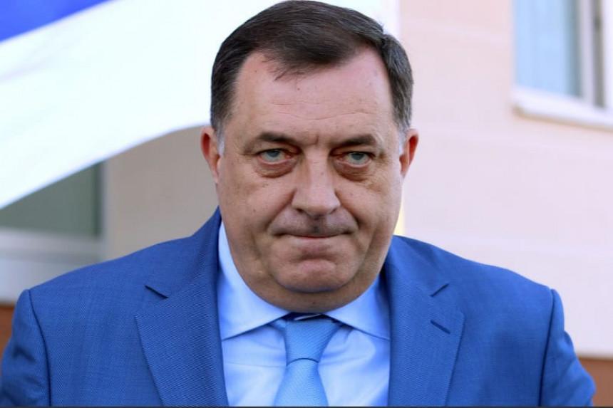 Vasković: Dvije banke u BiH donijele odluku o zabrani poslovanja sa Dodikom